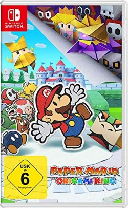 Paper Mario: The Origami King [Switch]