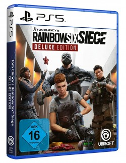 Rainbow Six Siege - Deluxe Edition [PlayStation 5]