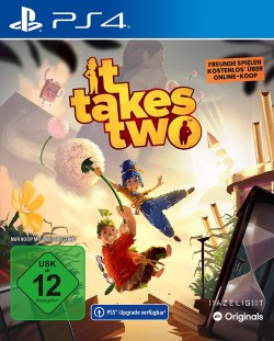 IT TAKES TWO - [Playstation 4]