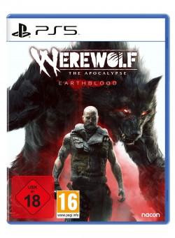 Werewolf: The Apocalypse - Earthblood [Sony Playstation 5]